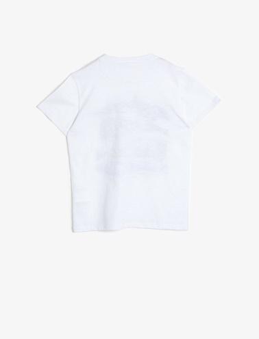 Koton Kids %100 Pamuk Beyaz